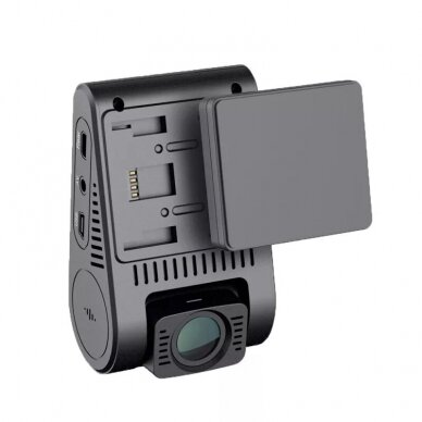 Viofo A129PlusDuo su GPS 5