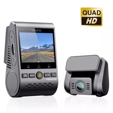 Viofo A129PlusDuo su GPS