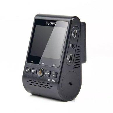 Viofo A129ProDuo su GPS 3