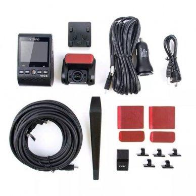 Viofo A129ProDuo su GPS 9