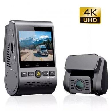 Viofo A129ProDuo su GPS