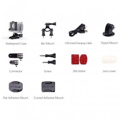 Viofo G3 Duo veiksmo kamera 7