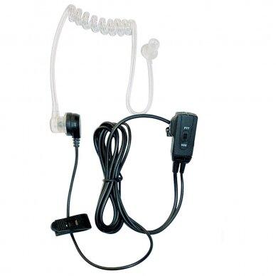 WG-MA31K mikrofonas-ausinė su vamzdeliu