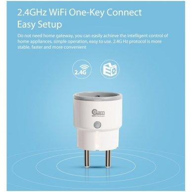 WiFi nuotolinio valdymo lizdas 2