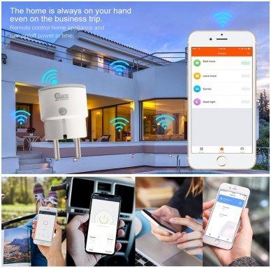 WiFi nuotolinio valdymo lizdas 5