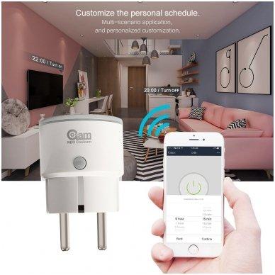 WiFi nuotolinio valdymo lizdas 6