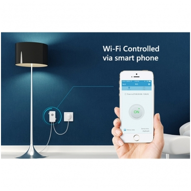 WiFi nuotolinio valdymo relė 5